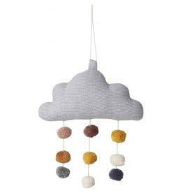 Liewood Liewood Mimi cloud mobile grey melange