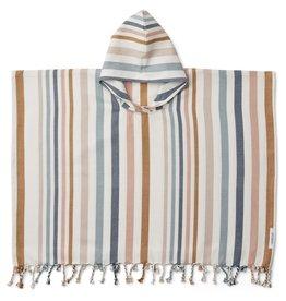 Liewood Liewood Roomie poncho stripe multi
