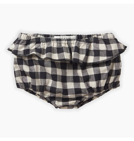 Sproet & Sprout Sproet & Sprout Bloomer Block Check Black