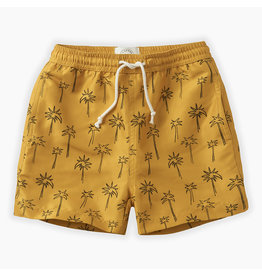Sproet & Sprout Sproet & Sprout Swim shorts Palm Tree Curcuma