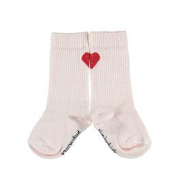 Piupiuchick Piupiuchick Socks pale pink