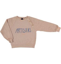 Bonmot Bonmot sweatshirt sailor artisans dusty coral
