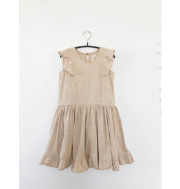 Gro Gro Hella summer dress almond