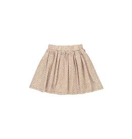 Gro Gro Ebru skirt white/caramel