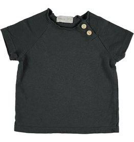 Bean's Bean's Clover t-shirt anthracite