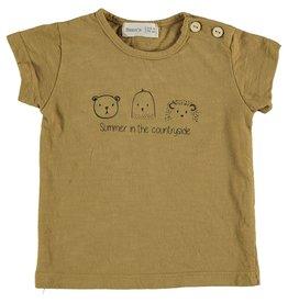 Bean's Bean's Yucca t-shirt mustard