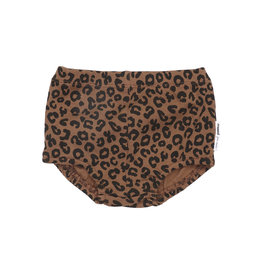 maed for mini maed for mini bloomer brown leopard