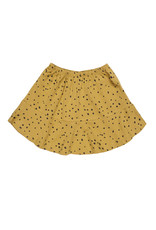 maed for mini maed for mini short skirt ochre ocelot