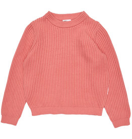 maed for mini maed for mini blouse knit sweater pink panther