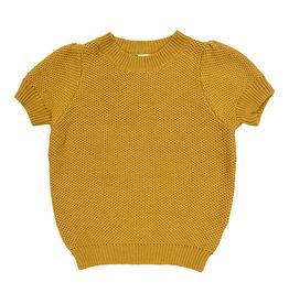 maed for mini maed for mini knit top golden grasshopper