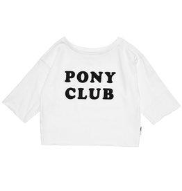 maed for mini maed for mini t-shirt pony club
