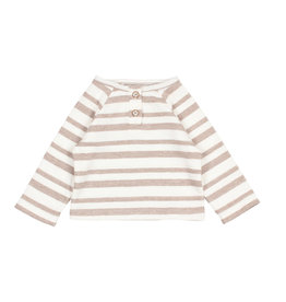 Buho Buho Jan sweater stripes natural