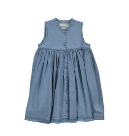 MarMar MarMar Dress Dana Mid Denim Blue