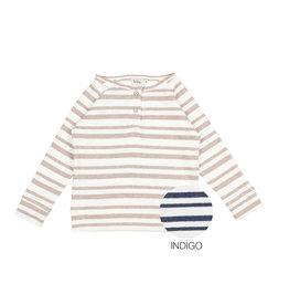 Buho Buho Elliot sweater stripes indigo