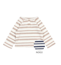 Buho Buho Jan sweater stripes indigo