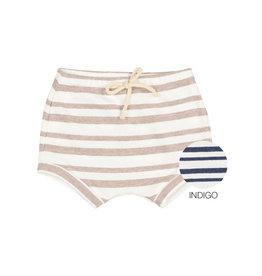 Buho Buho  Pipo bloomer stripes indigo
