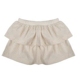 Little Indians Little Indians skirt gold stripe