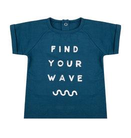 Little Indians Little Indians shirt find your wave legion blue