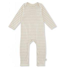 Konges Slojd Konges Slojd newborn onesie vintage stripe