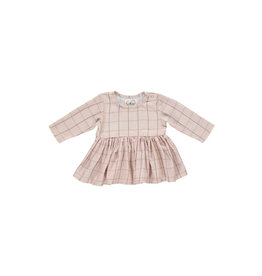 Gro Gro Lina tinkerbell baby dress light rose