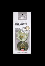BIBS BIBS fopspeen T1 0-6 maanden sage/hunter green