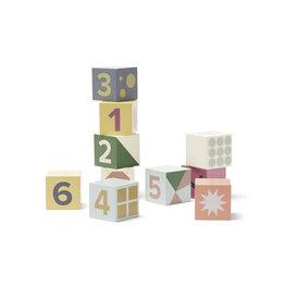 Kid's Concept Kid's Concept houten blokken Edvin
