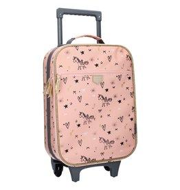 Kidzroom Kidzroom Trolley fearless pink 40x30x14 cm