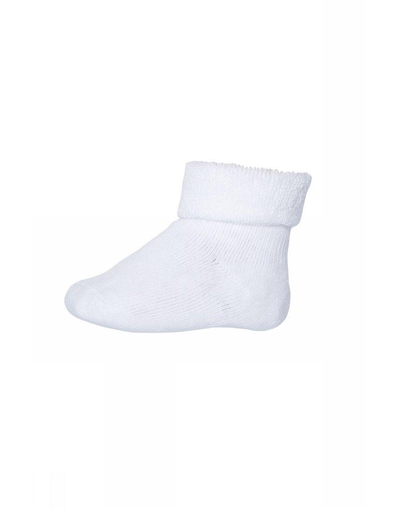 mp Denmark mp Denmark ankle plain terry (709) white (1)