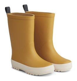 Liewood Liewood River rain boot yellow mellow/creme de la creme mix