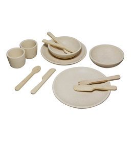 Plan Toys Plan Toys tableware set