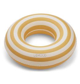 Liewood Liewood Baloo swim ring yellow mellow/creme de la creme