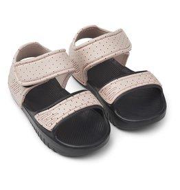 Liewood Liewood Blumer sandals little dot rose