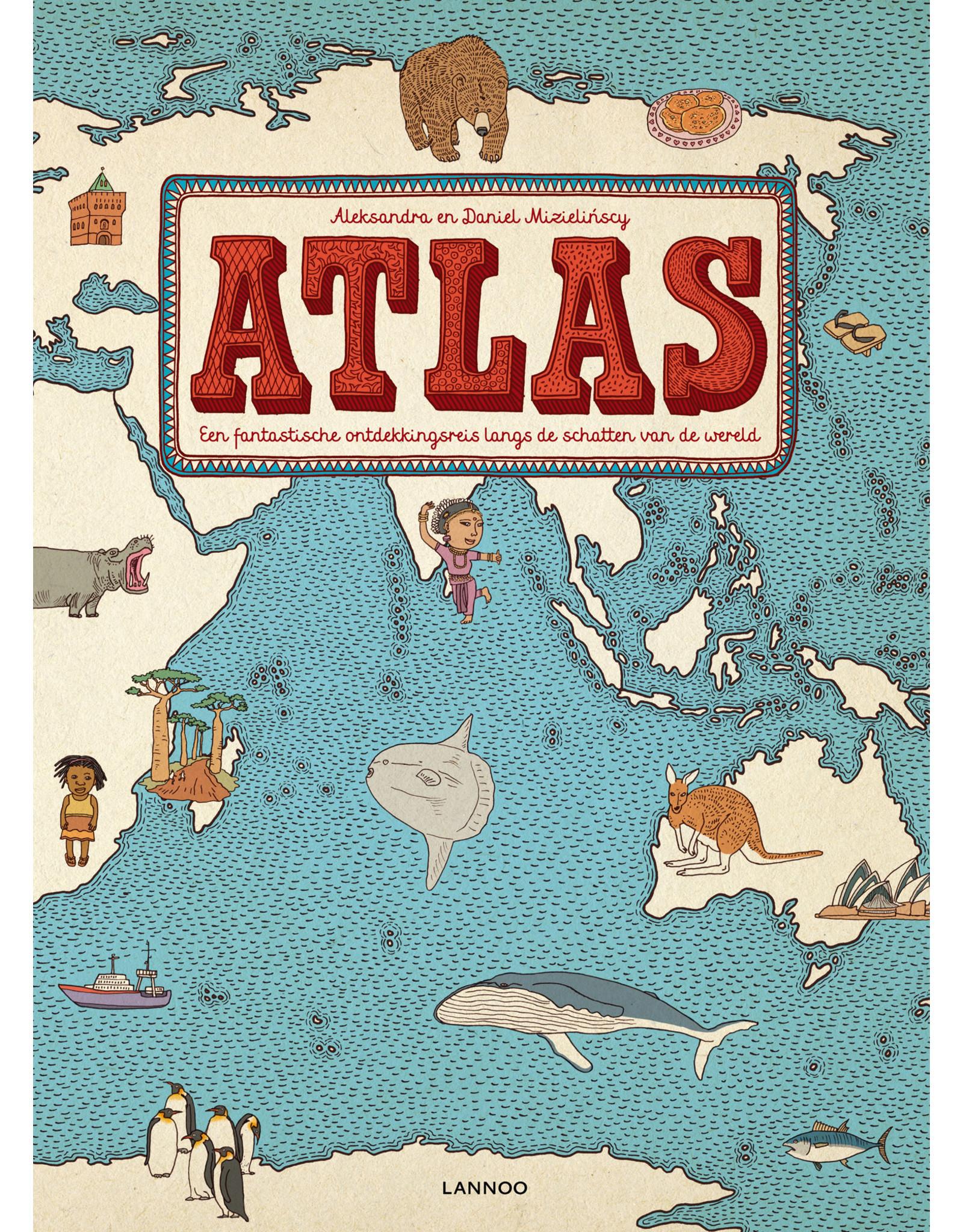 Lannoo Lannoo Atlas