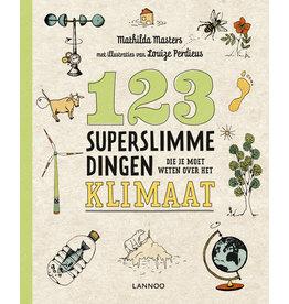 Lannoo Lannoo 123 superslimme dingen die je moet weten over het klimaat