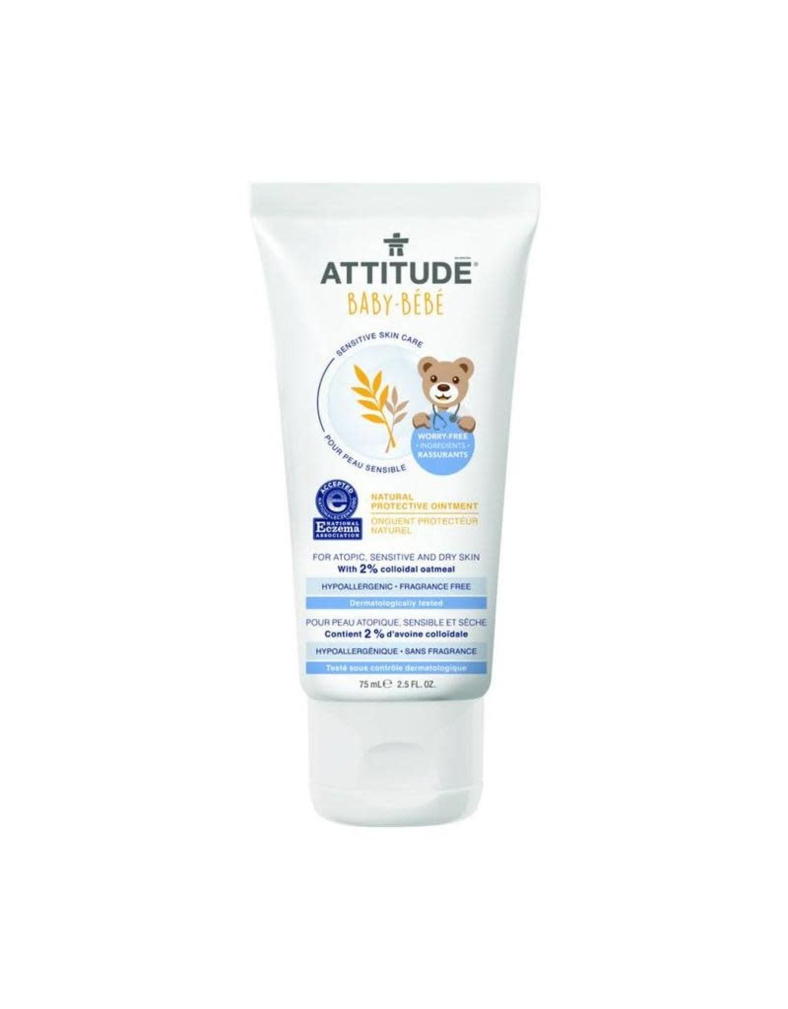 Attitude Attitude Sensitive Skin Protective Ointment