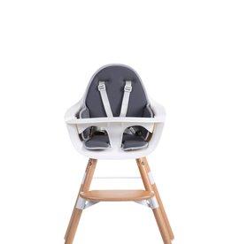 Childhome Childhome Evolu stoelkussen neoprene donker grijs