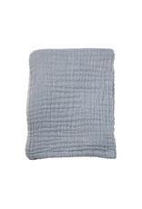 Mies & Co Mies & Co deken mousseline Summer Blue