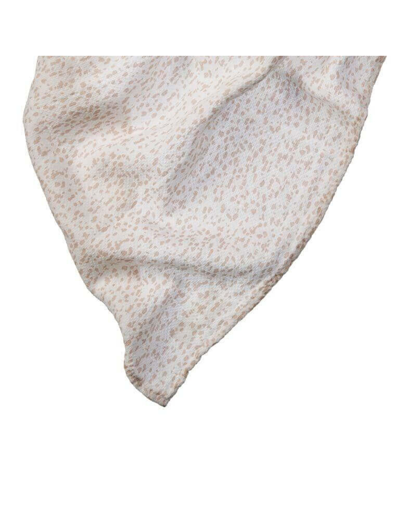 Mies & Co Mies & Co swaddle 120x120 Wild Child Chalk Pink