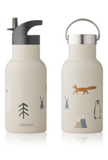 Liewood Liewood Anker waterfles arctic mix