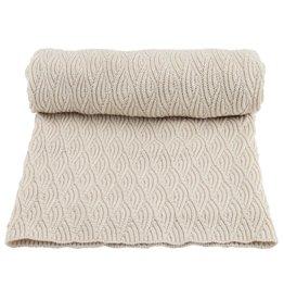 Konges Slojd Konges Slojd blanket pointelle off white