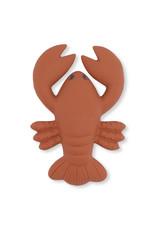 Konges Slojd Konges Slojd teeth soother lobster
