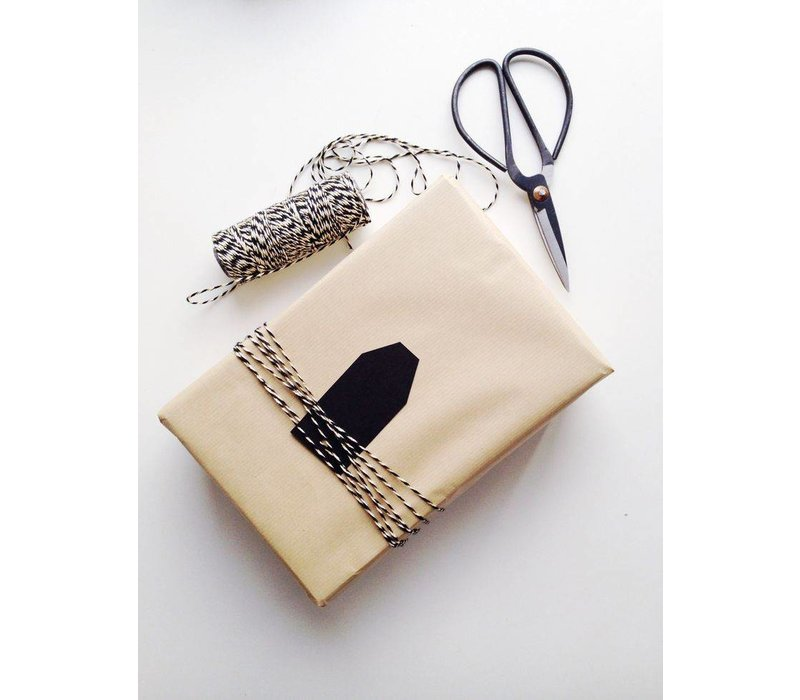 Luxurious gift wrapping