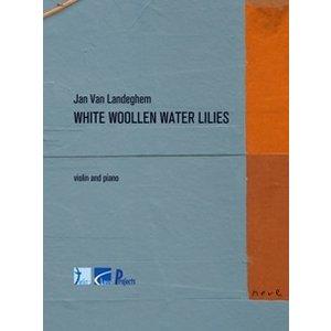 VAN LANDEGHEM Jan - White Woollen Water Lilies