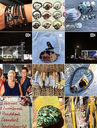 Instagram overzicht