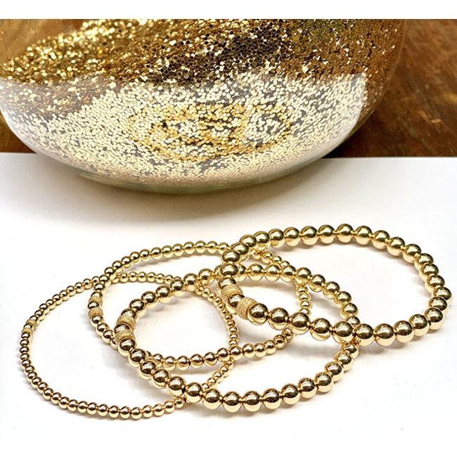 AziBi-iBizA Más basis goud stardust