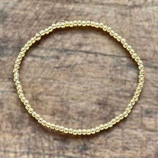 AziBi-iBizA Armband basis goud