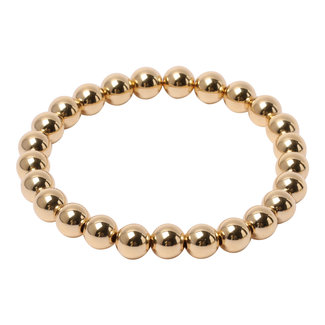 Gouden armband 8 mm.