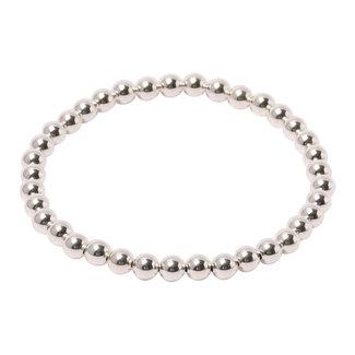 Zilveren armband 5 mm.