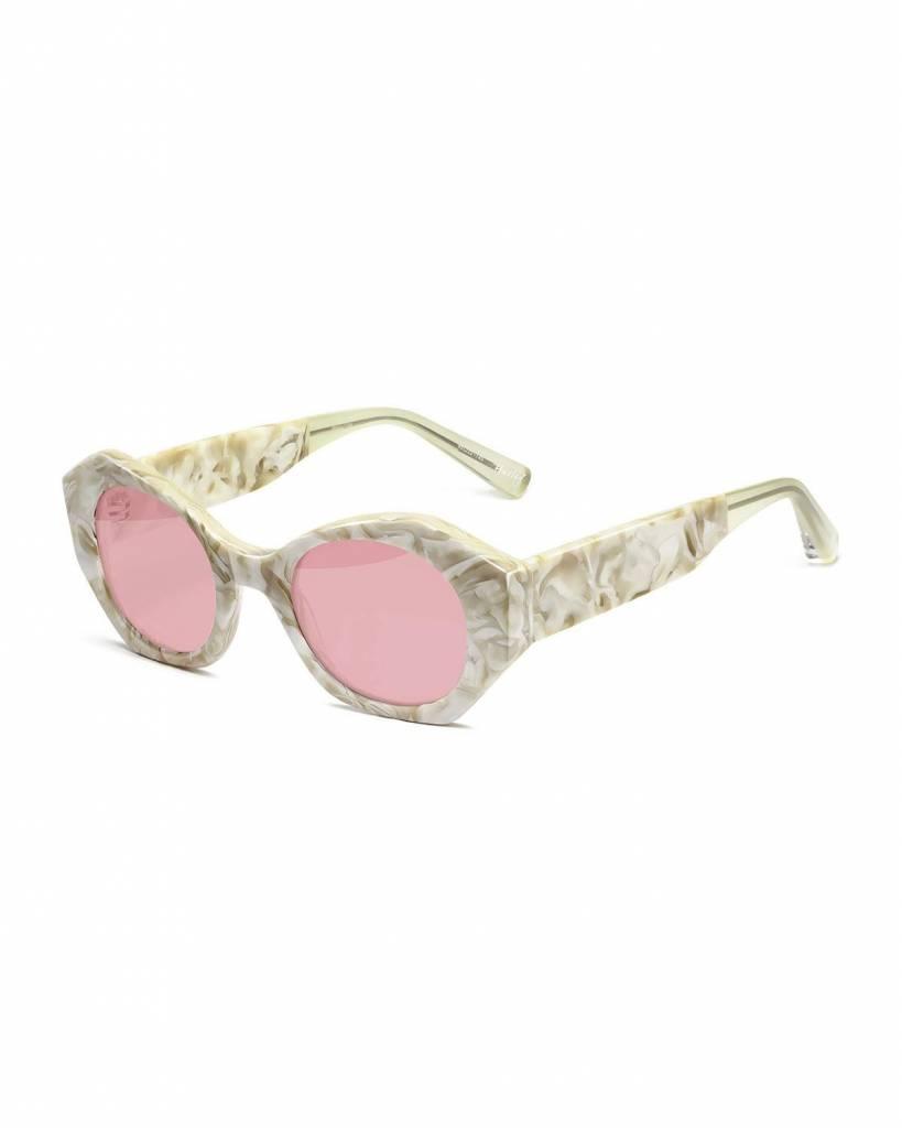 Elizabeth and James Huxley Sunglasses Geometric