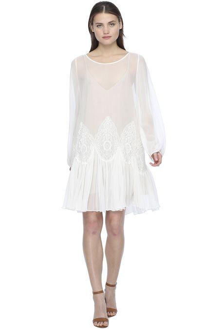 Magali Pascal Iris Long Sleeve Dress
